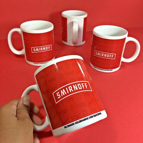 Caneca Personalizada Smirnoff