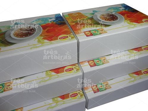 Caixa Rígida para Kit Chá