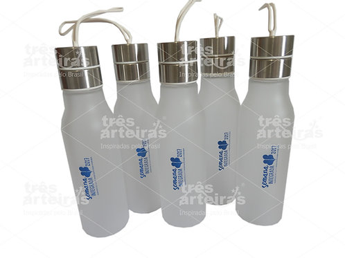 Squeeze Plástico Fosco