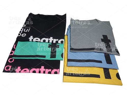 Camisetas para Staff de Teatro