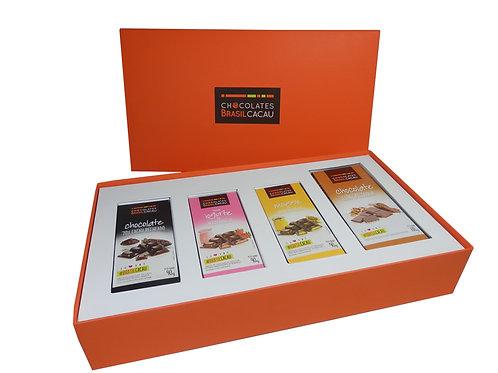 Caixa Rígida para Chocolates