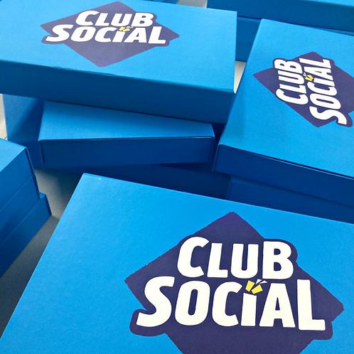 Caixa Rígida Club Social