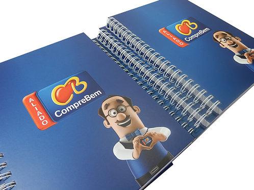 Caderno para Convenção