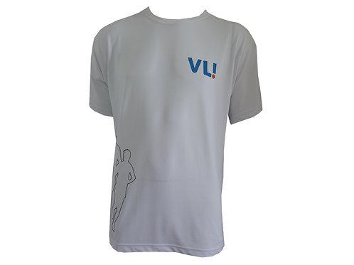 Camiseta em Dry Fit Colméia