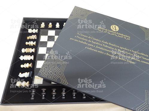 Presente Jogo de Xadrez