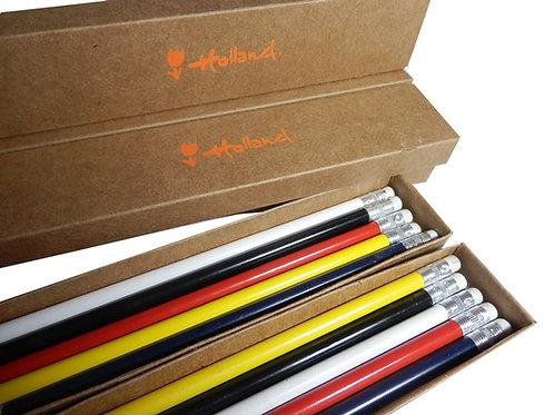 Lápis em Estojo Kraft