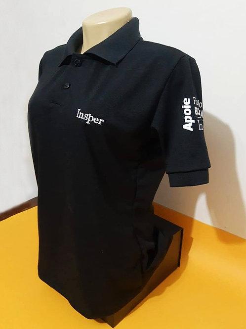 Camiseta Polo Insper Manga Curta