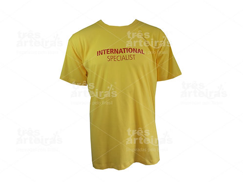 Camiseta para Funcionários