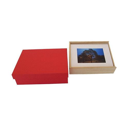 Caixa Rígida para Álbum de Fotos