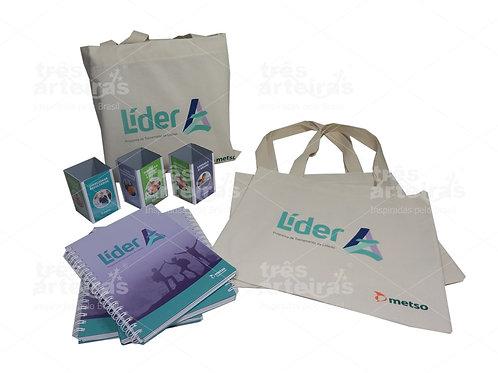 Kit Convenção em Ecobag