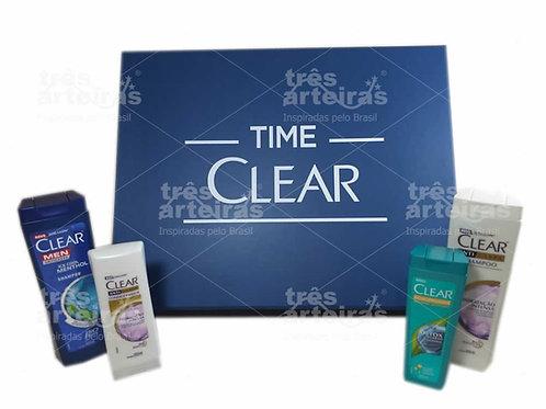 Caixa Presente Clear