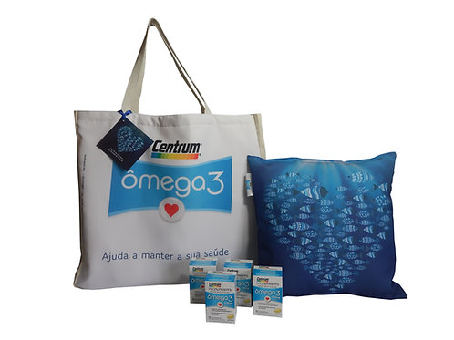 Press Kit Centrum Ômega3
