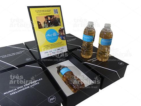 Press Kit Água Potável P&G
