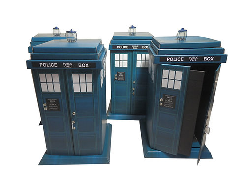 Caixa Réplica Tardis Doctor Who