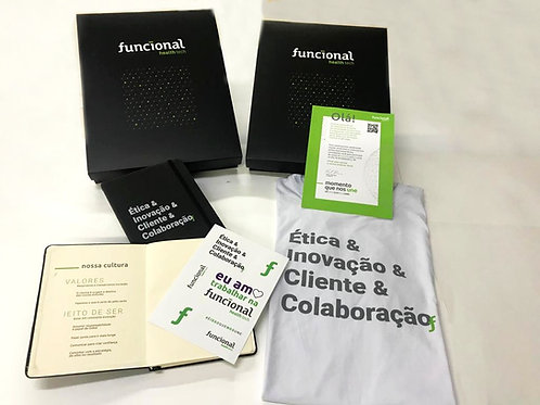 Kit Colaboradores Funcional Health Tech