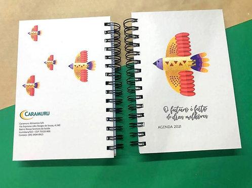 Planner Personalizado Caramuru