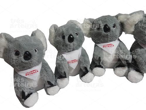 Koala em Pelúcia Personalizada