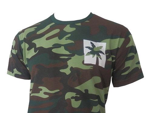 Camiseta Camuflada Comandatuba