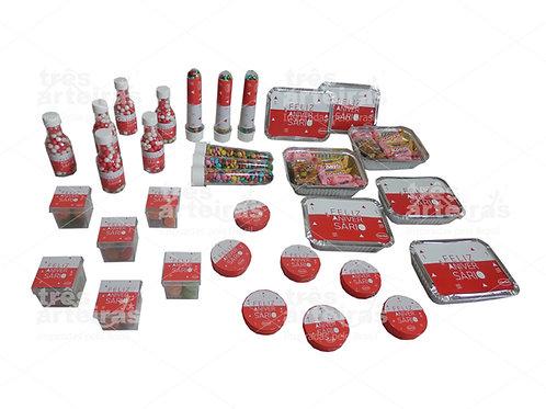 Kit Aniversariante Henkel