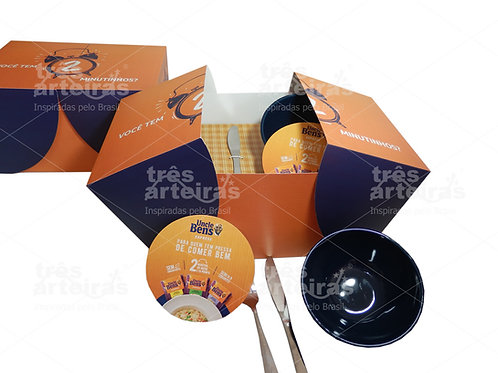 Press Kit Cozinha Prática Uncle Bens