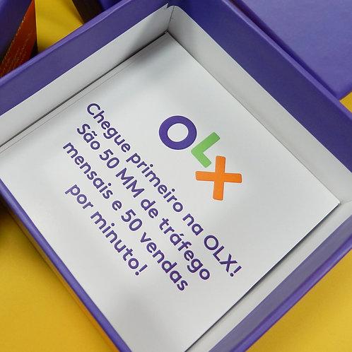 Caixa Personalizada OLX