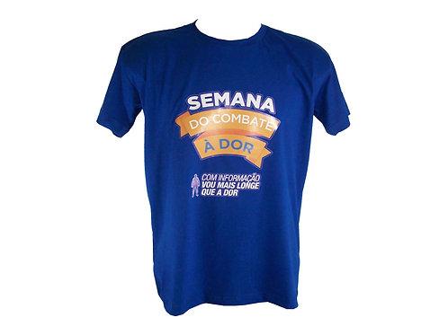Camiseta de Algodão Personalizada em Transfer