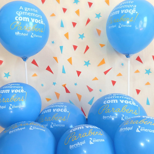 Balões Energisa