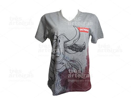 Camiseta Tinta de Polvo