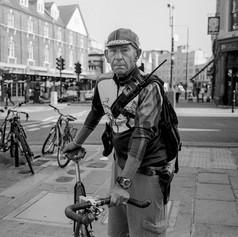 Mark, Spitalfields 2013