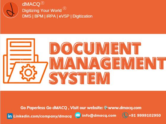 dMACQ Document Management System
