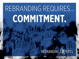 Rebranding Requires Commitment