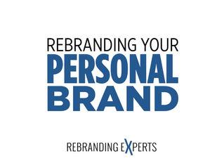 Rebranding Your Personal Brand