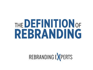 The Definition of Rebranding