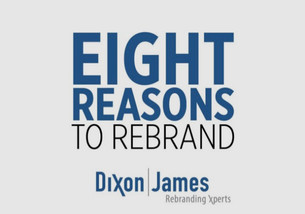8 Reasons To Rebrand