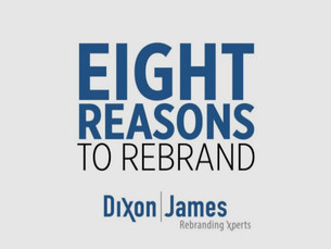 8 Reasons To Rebrand