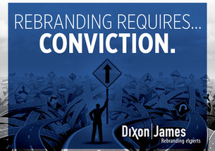 Rebranding Requires Conviction