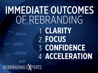 Immediate Outcomes of Rebranding