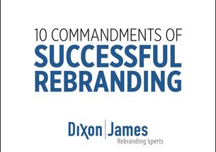The 10 Commandments of Rebranding