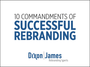 The 10 Commandments of Rebranding