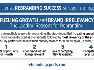 Why rebrand? Growth!
