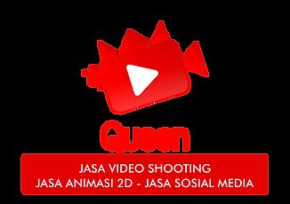 Logo Queen SHOOTING DAN ANIMASI SOSIAL M