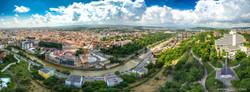 Drona foto panorama