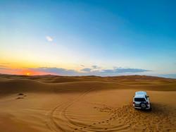 drona foto in desert 2