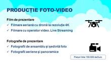 Ofertă producție foto-video și promovare online - Filmare Aeriana
