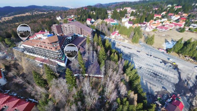 Tur Virtual din dronă