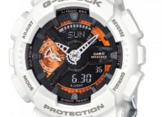 Montre Casio G-Shock GMA-S110CW-7A2ER