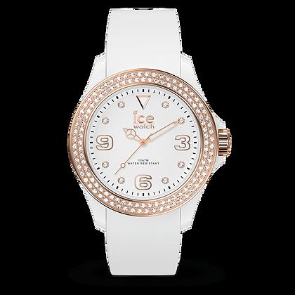 ICE star - White rose-gold 017233