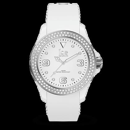 ICE star - White silver 017230