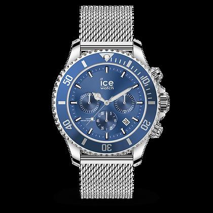 Montre ICE WATCH - MESH BLUE -  LARGE - 017668