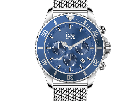 Montre ICE WATCH - MESH BLUE -  LARGE - 017668